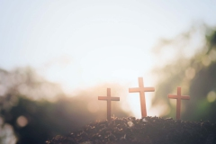 Easter , Christianity copyspace background.